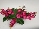Tafeldecoratie met orchidee